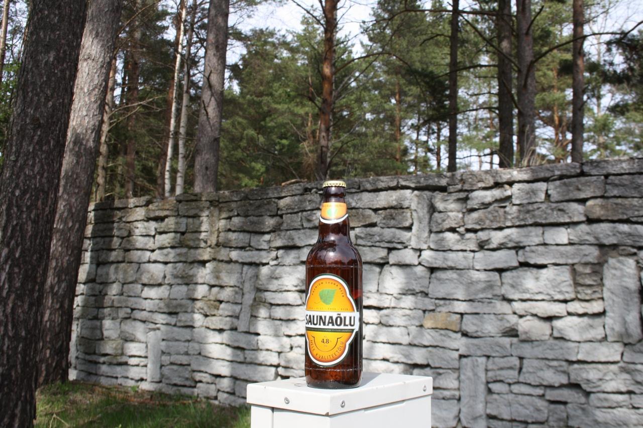 Saunaolu is beer